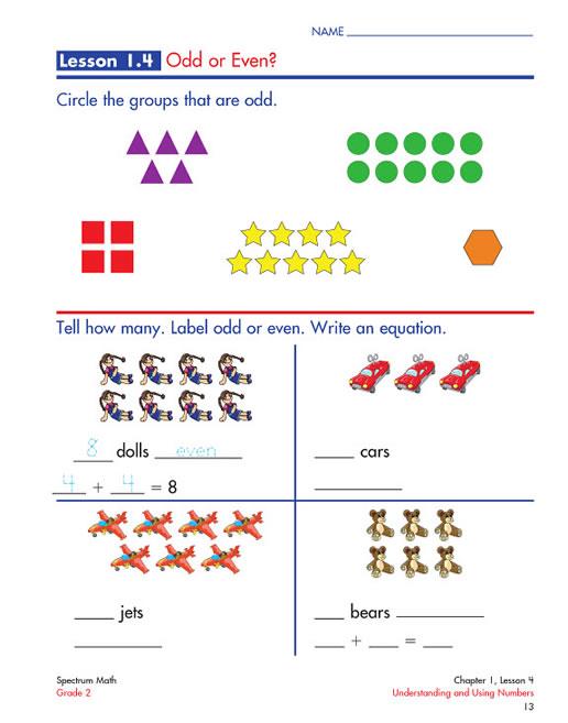 Math Grade 2 Spectrum Trade Paperback Powell s Books