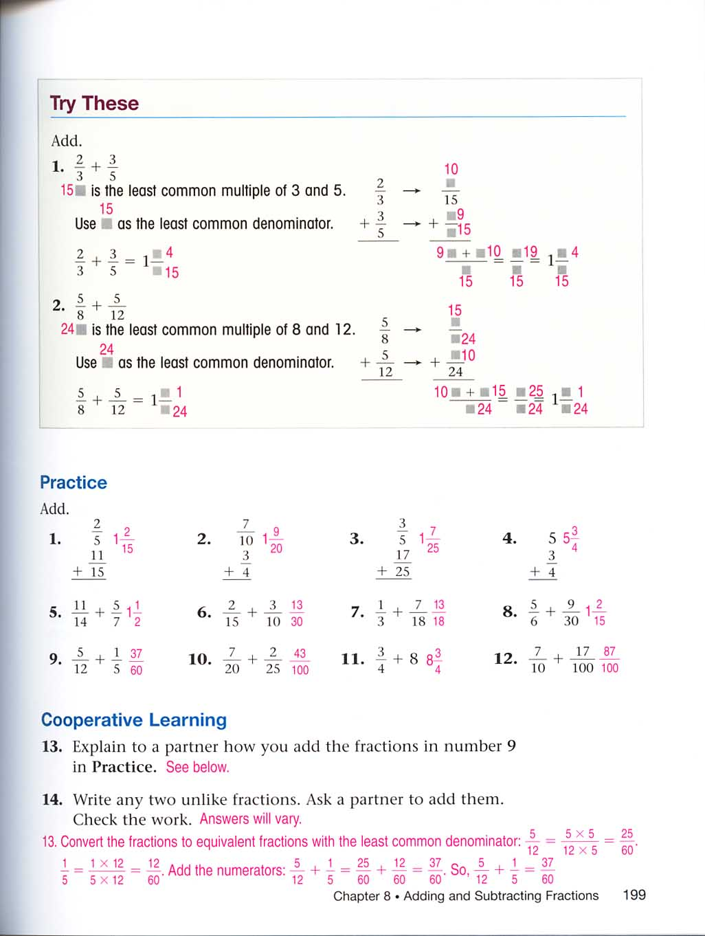 Pacemaker Pre-Algebra Teacheru0026#39;s Answer Edition
