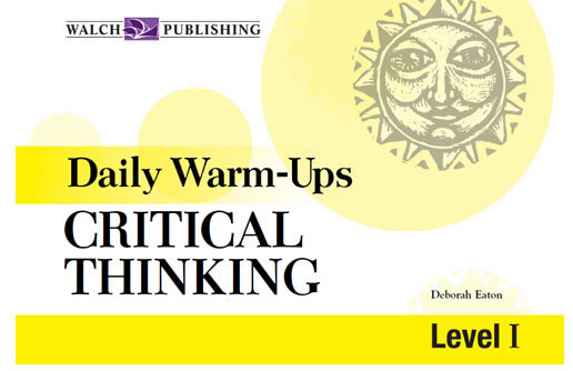 Daily Warm Ups Law, Level 2