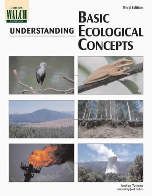 basic ecological concept Ecology already published attempt to describe the origins and development of  some basic ecological concepts that was a sensible way to begin, but it is time  to.