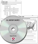 U.S. History Shorts CD