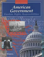 American Government Softcover TextBook