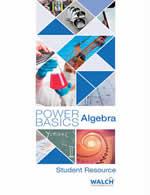 Power Basics Algebra