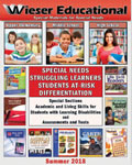 Wieser Educational Summer 2018 Catalog