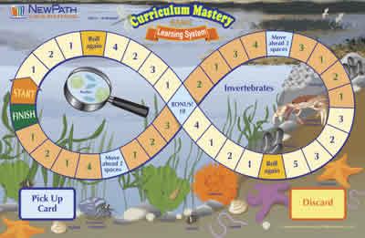 Curriculum mastery games science game board urtaz Gallery