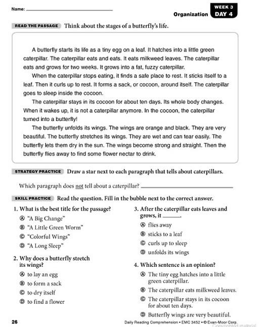 Practice Reading For Grade 2 - Laptuoso