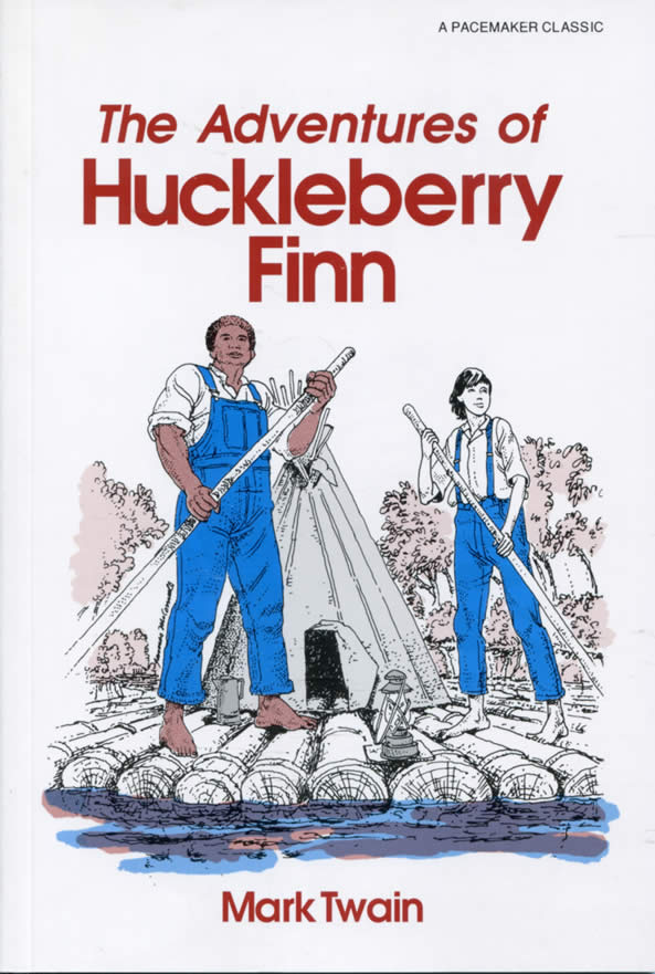 an analysis of the adventures of huckleberry finn by mark twain and its point of view with racism in