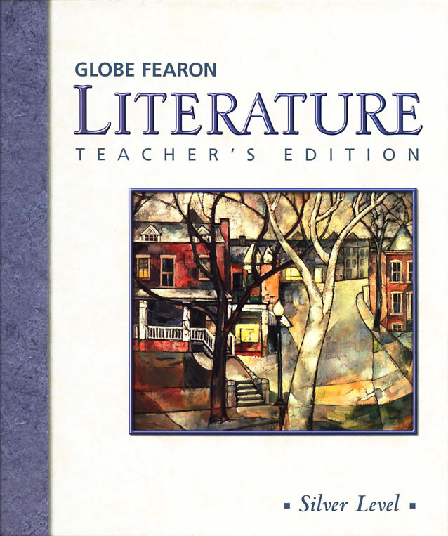 Globe fearon literature silver level teachers edition fandeluxe Choice Image