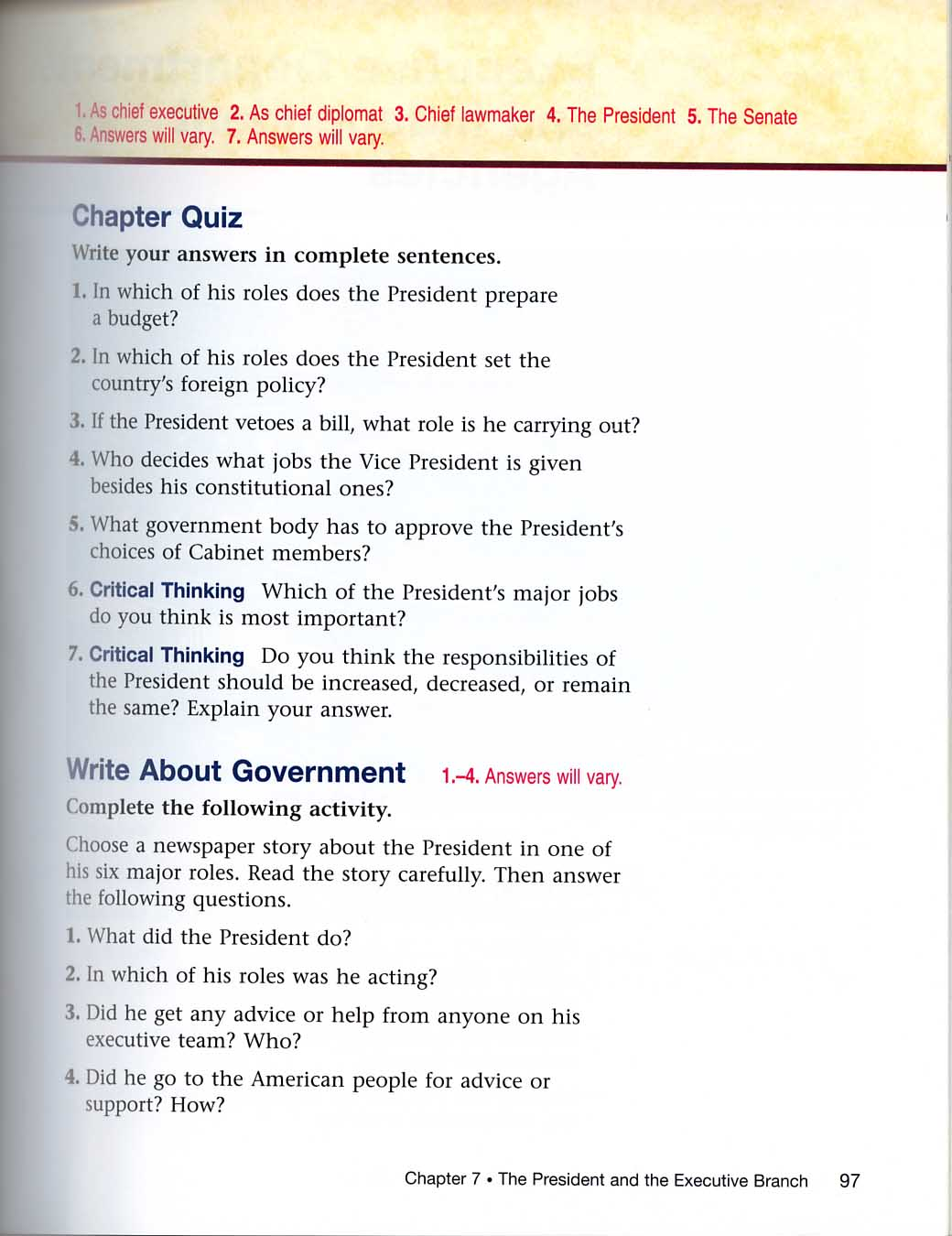 Pacemaker american government teachers answer edition preview page 29 fandeluxe Choice Image