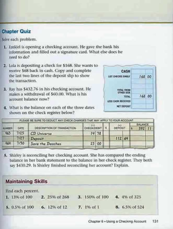 Practical Mathematics for Consumers Textbook