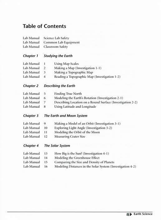 earth science lab manual rh wiesereducational com Earth Science Week earth science laboratory manual 26th edition 2017