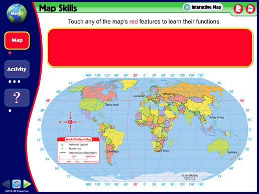Map skills interactive whiteboard series preview page 3 gumiabroncs Image collections