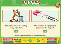 Forces Interactive Software