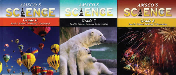Amsco Middle School Science