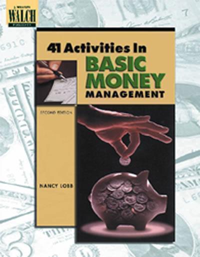 41 activities in basic money management. Black Bedroom Furniture Sets. Home Design Ideas
