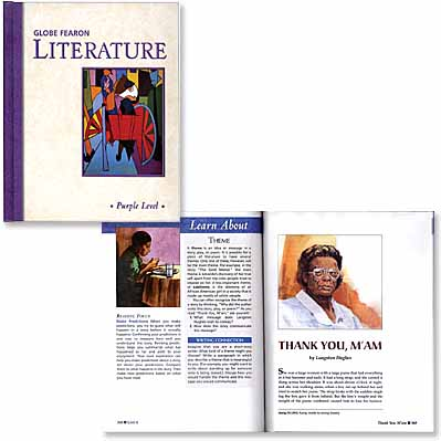 Globe fearon literature fandeluxe Image collections