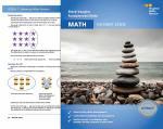 Fundamental Skills for Math