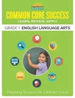 Barron's Common Core Success for Language Arts and Mathematics