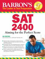 Barron s SAT 1600 Revised for the New SAT