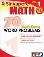 70 Must Know Word Problems
