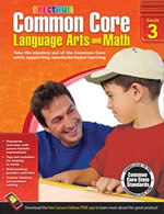 Spectrum Common Core Math and Language Arts