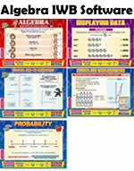 Algebra IWB Software