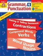 Grammar And Punctuation Grade 1