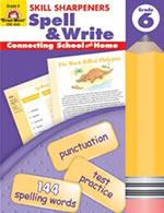 Skill Sharpeners Spell and Write