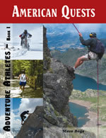 Adventure Athletes Reading Series
