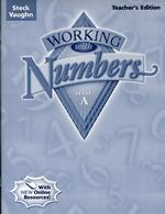 Working With Numbers Level A Teacher's Guide