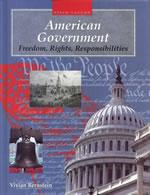 American Government Hardcover Textbook