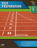 Core Skills Test Preparation Grade 1