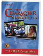The Character Chronicles DVD Series