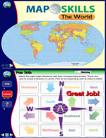 Map Skills  Interactive Whiteboard Series