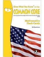 SWYK CC  Math Flash Cards Grade 3