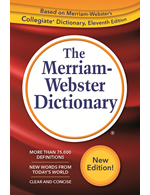 Merriam-Webster's Dictionary (Trade 5 3/4