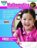 Mathematics Intervention Activities Grade K