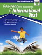 Conquer Informational Texts