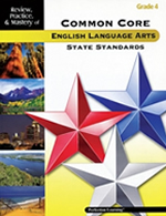 Mastery of Common Core State Standards ELA