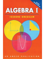 Amsco Algebra l TextBook