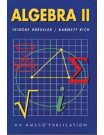 Amsco Algebra ll TextBook