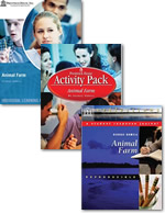 Literature Teaching Units, Activity Packs and Complete Teaching Kits