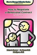 How to Negotiate a Behavioral Contract
