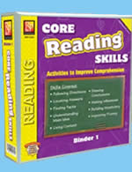 Core Reading Skills Program