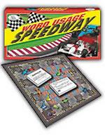 Word Usage Speedway