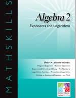 Algebra 2 IWB Units