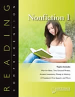 Reading Comprehension Nonfiction