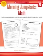 Morning Jumpstarts: Math
