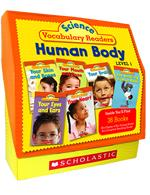 Science Vocabulary Readers Human Body