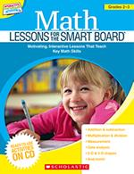Math Lessons for the SMART Board Grades 2-3